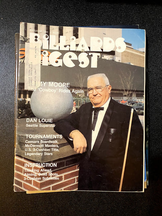 Billiards Digest May/June 1983