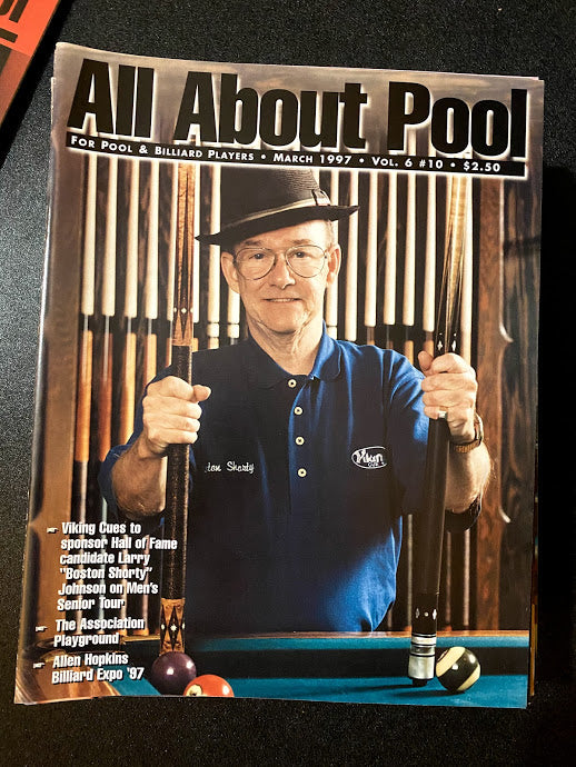 All About Pool March 1997