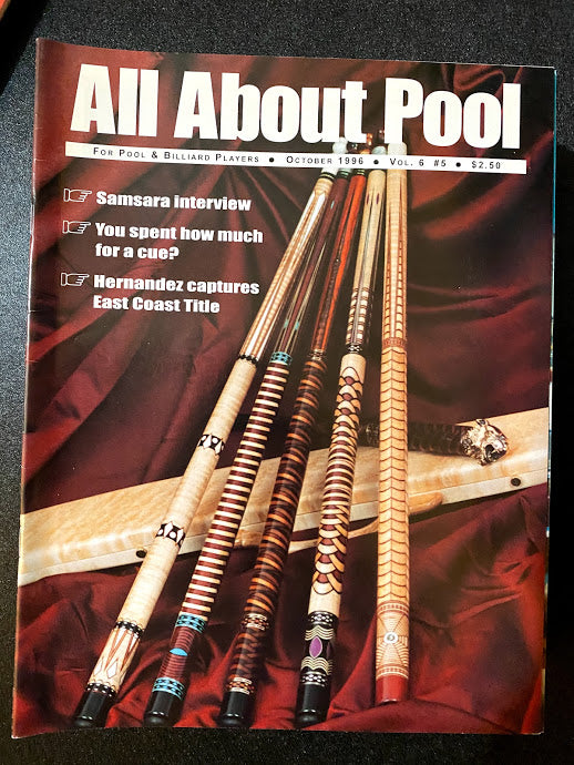 All About Pool October 1996