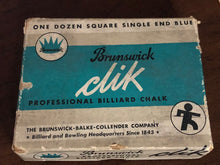 Load image into Gallery viewer, Clik Chalk- Vintage Unused Box
