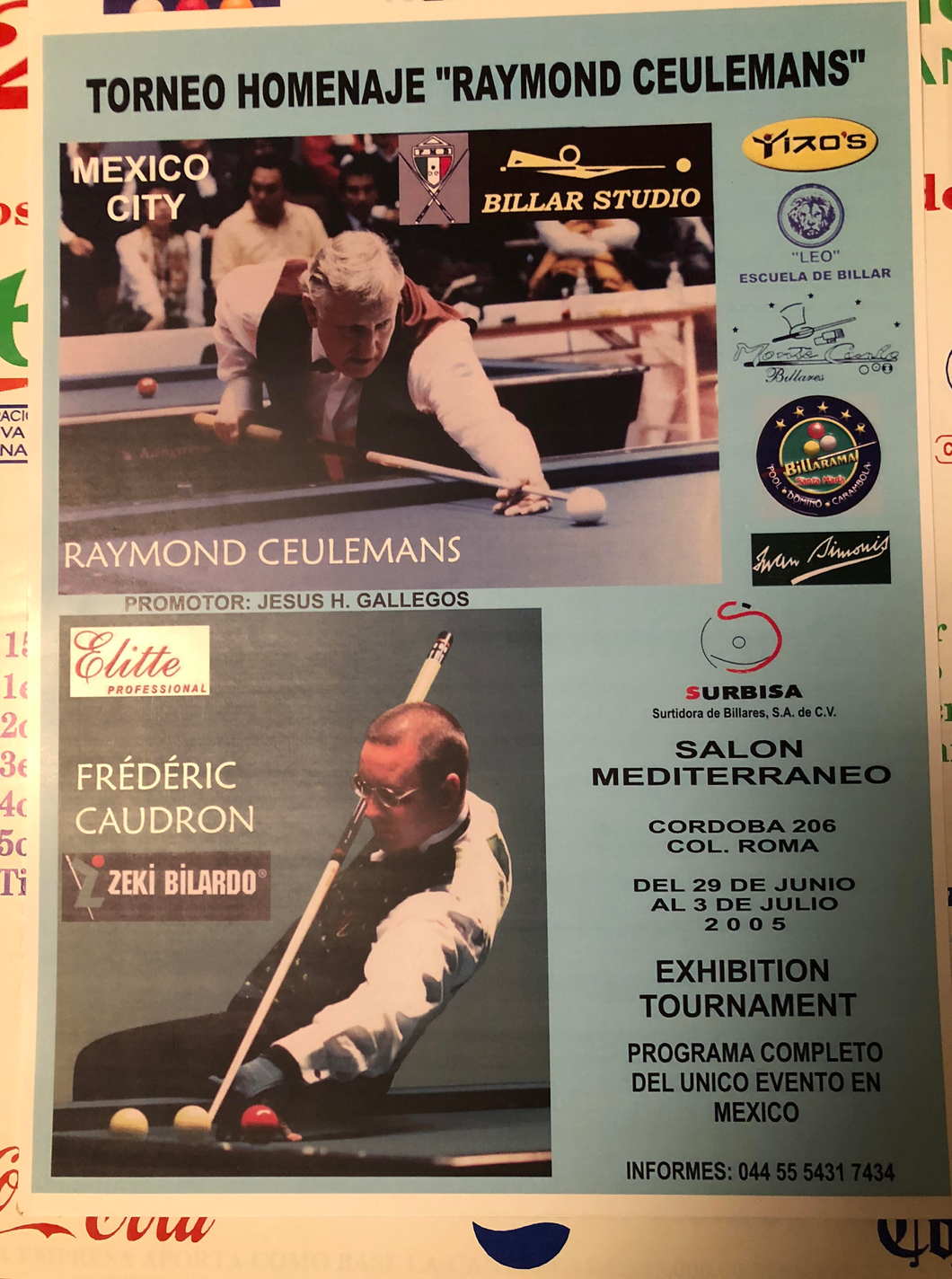 2005 Exhibition Tournament Mexico City