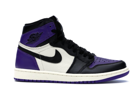 Air Jordan 1 Court Purple 1.0