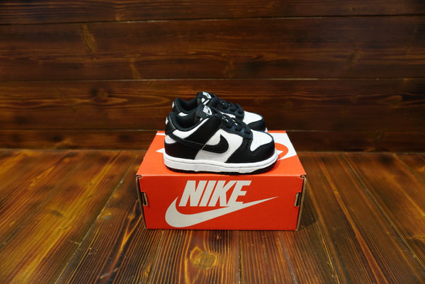 Nike Dunk Low Retro White Black (TD)