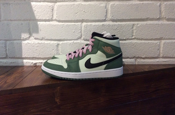 Air Jordan 1 Mid SE Dutch Green (W)