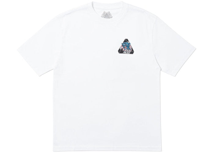 Palace Ripped T-Shirt White
