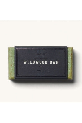 Tanner Goods Wildwood Bar Soap