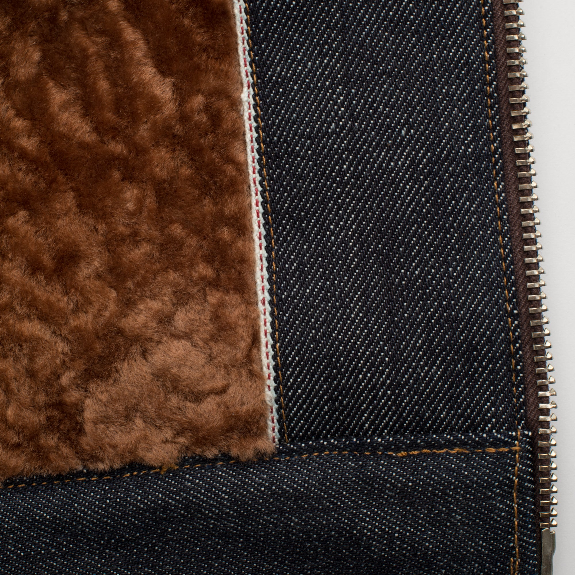 RJ2 Denim <span>Chocolate Shearling</span>