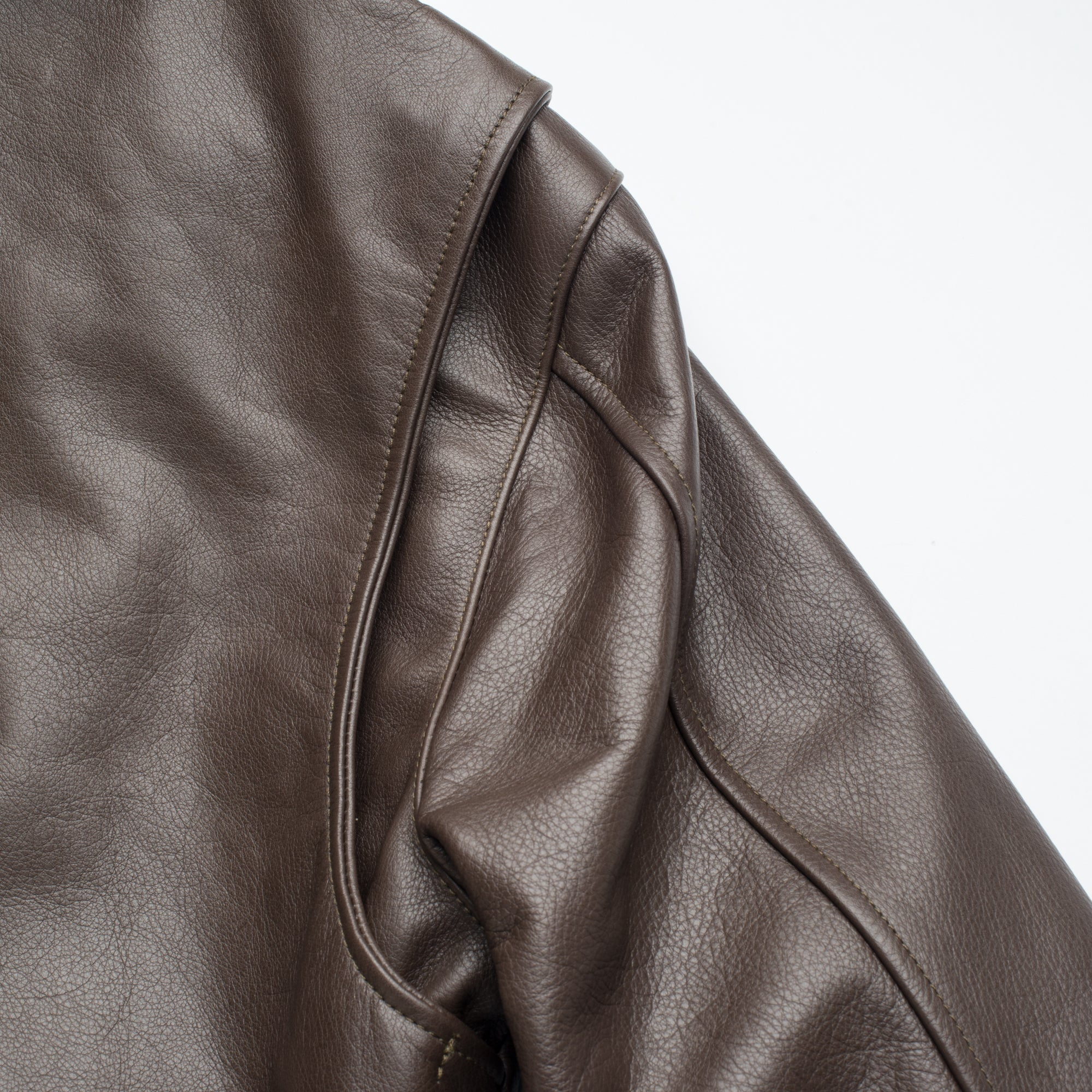 FJ1 Brown Leather Shoulder