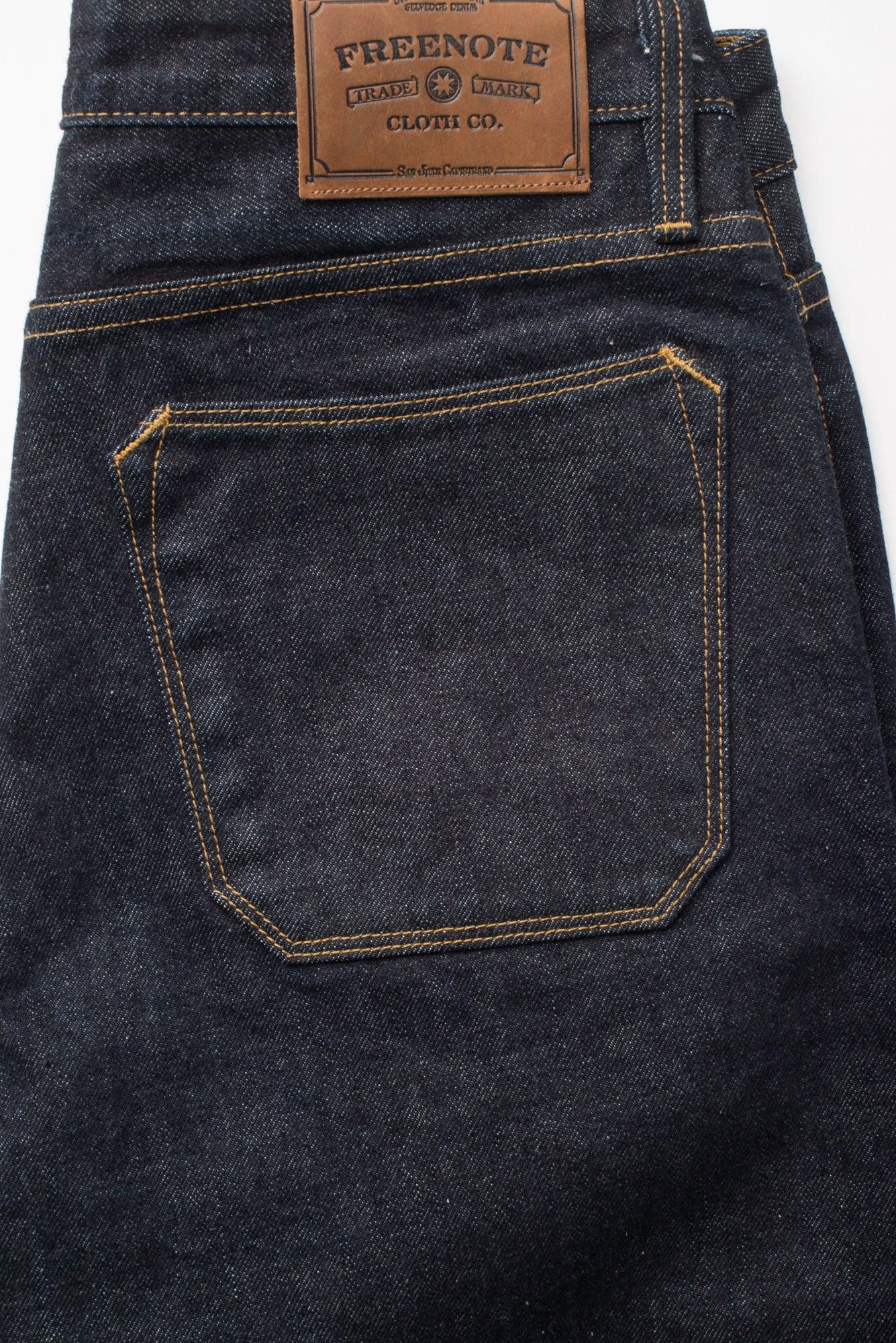 Portola <span> 14.25 oz Rinsed Japanese Denim </span>