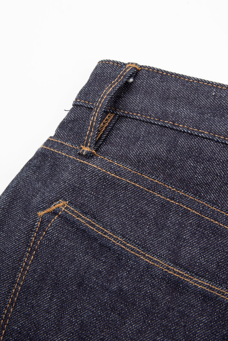 Trabuco Classic Straight <span> 15 Ounce Denim </span>