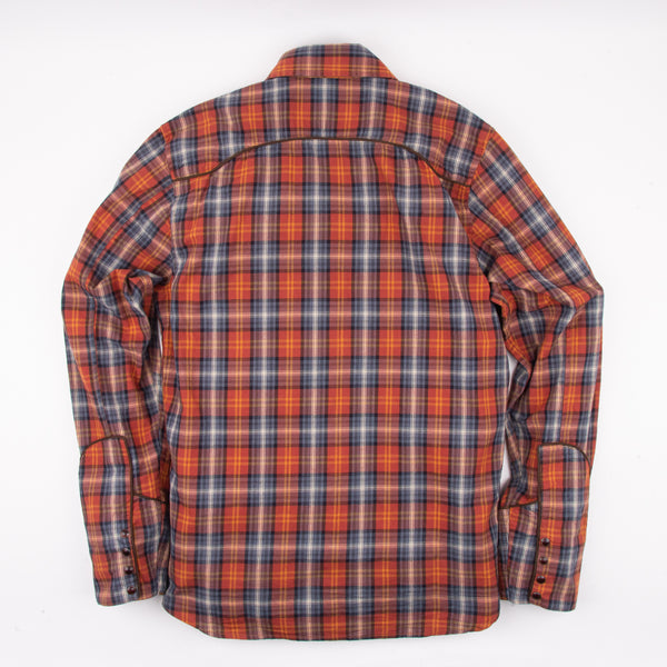 Rambler <span> Rust Plaid </span>