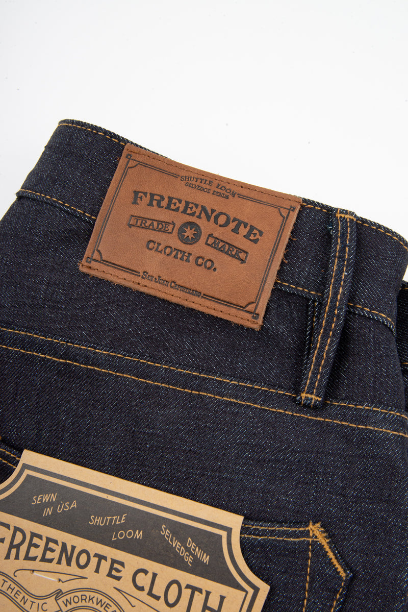 Belford Straight <span>14.50 Ounce Kaihara Denim</span>