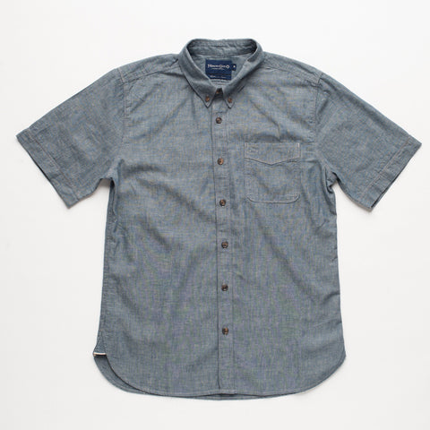 Freenote Cloth | Aster - Blue Chambray | $180