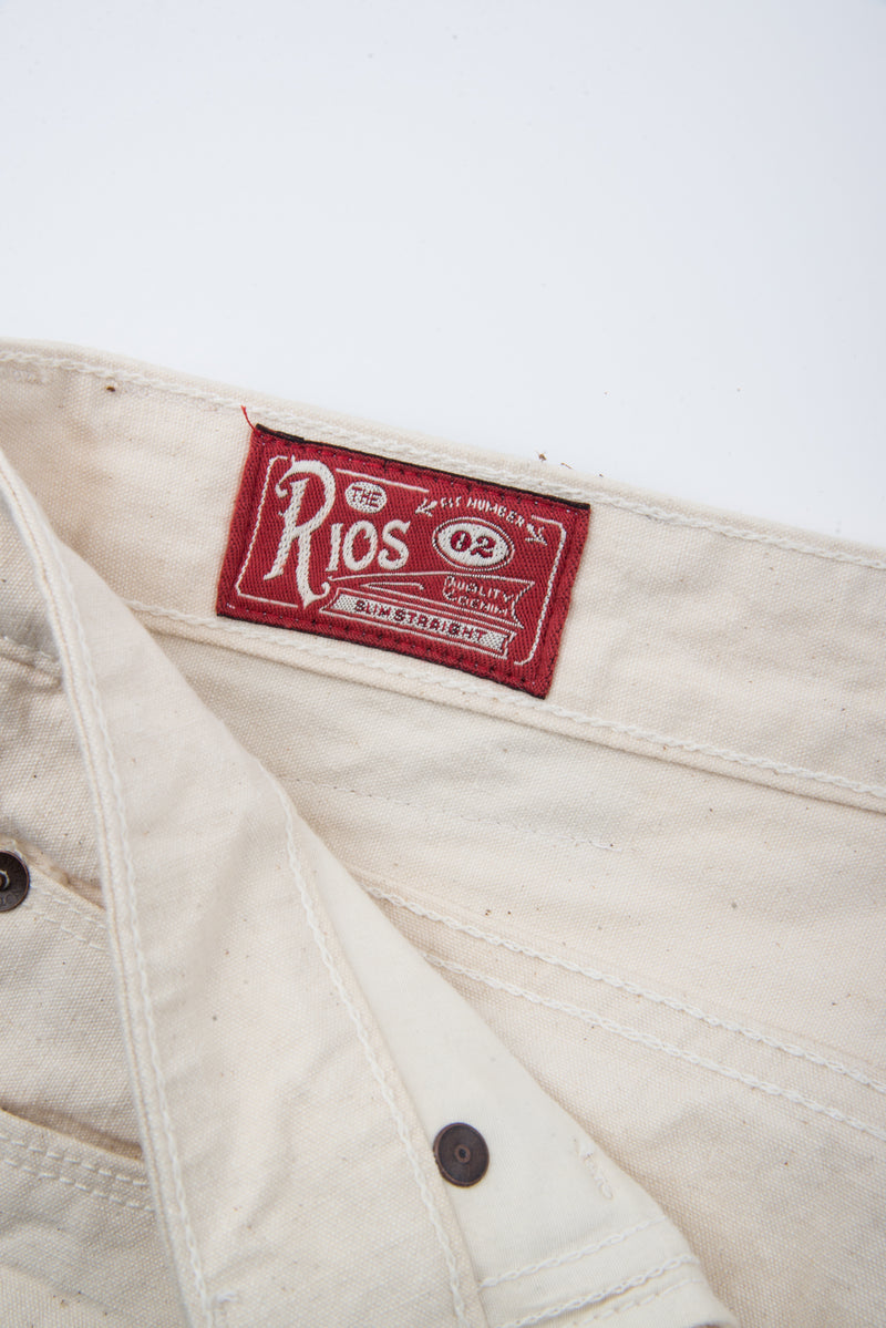 Rios <span>11 ounce Natural Canvas</span>