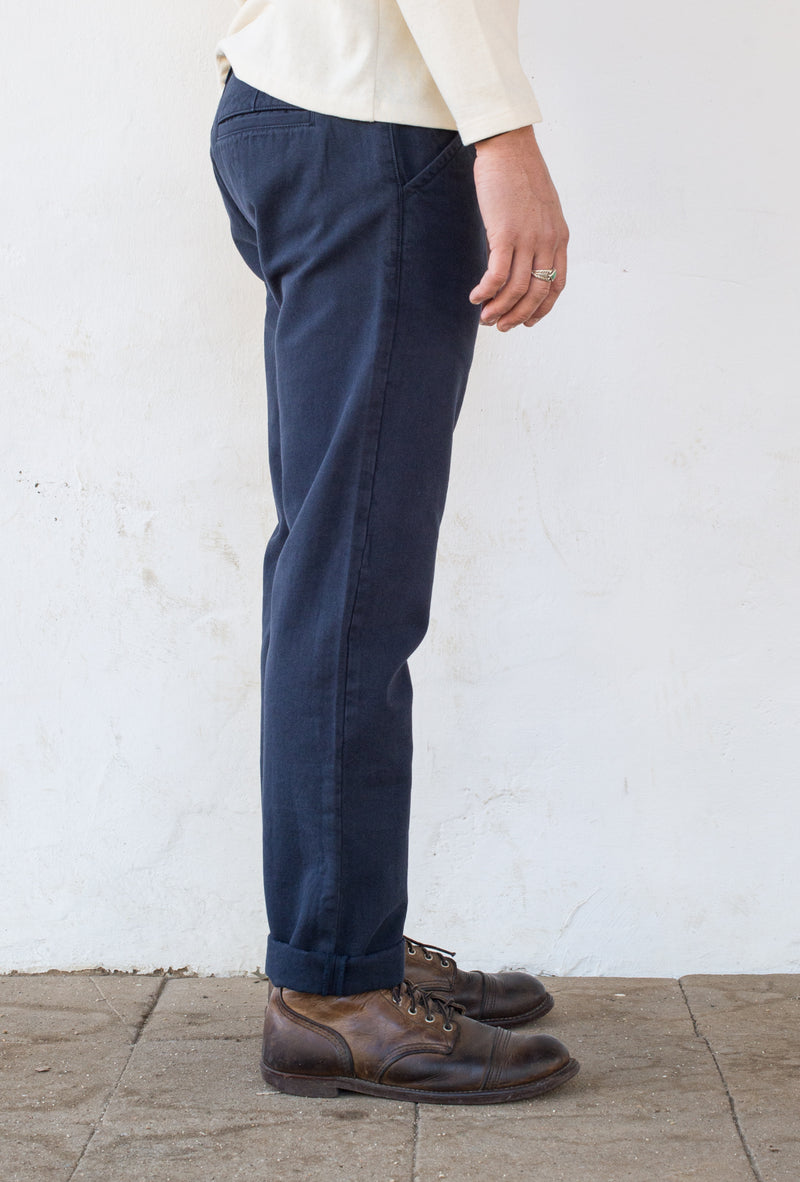 Workers Chino Slim Fit <span> Navy </span>