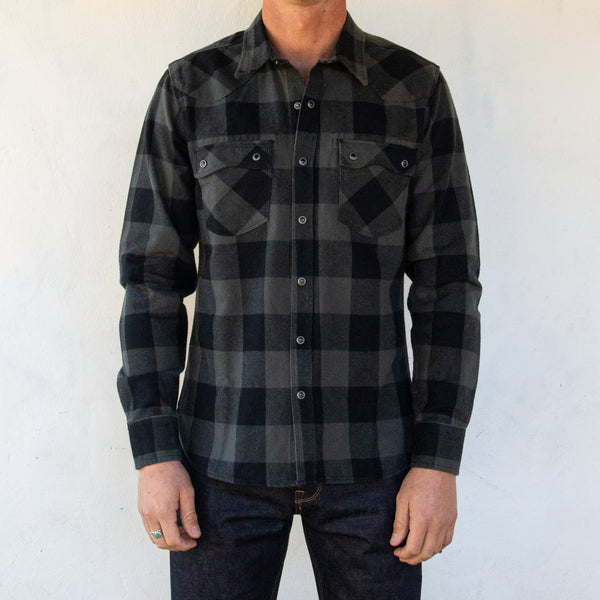 Modern Western <span> Buffalo Plaid </span>