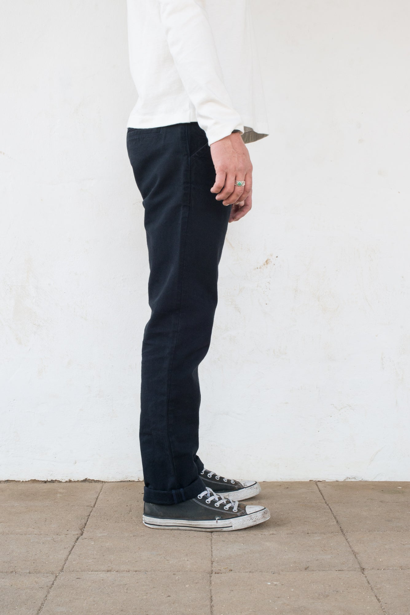Workers Chino Slim Fit black side profile