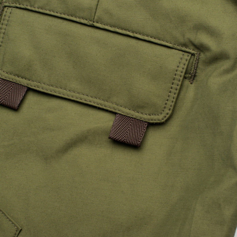 Standard Issue Boardshort <span> Olive </span>