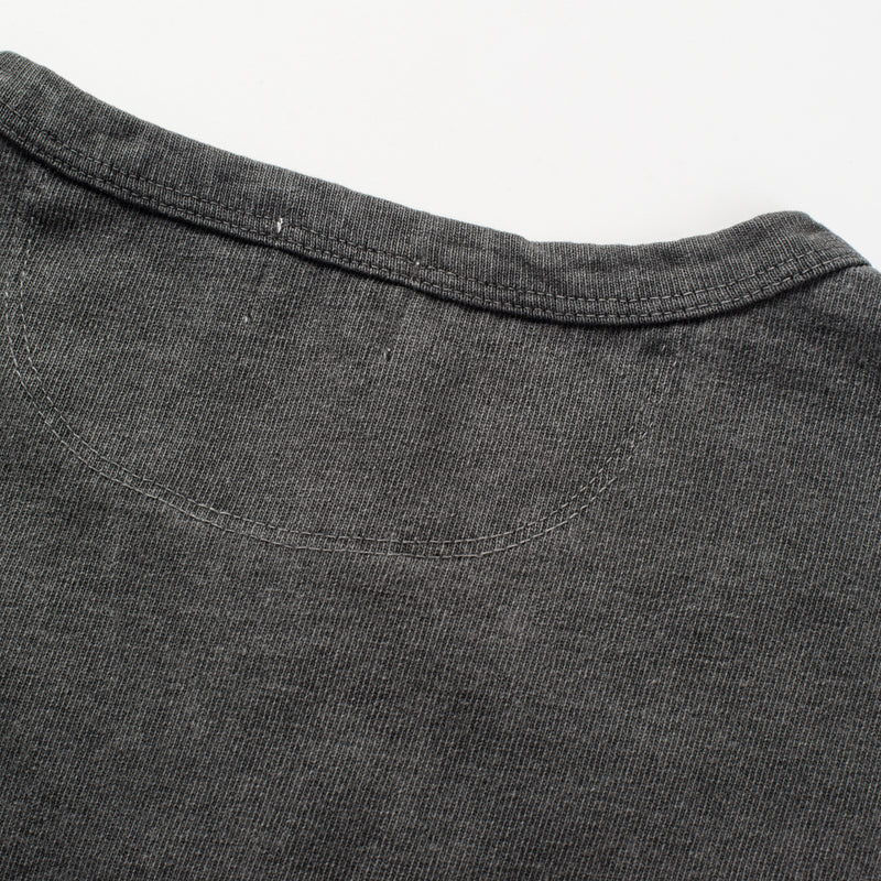 13 OUNCE HENLEY MIDNIGHT upper back