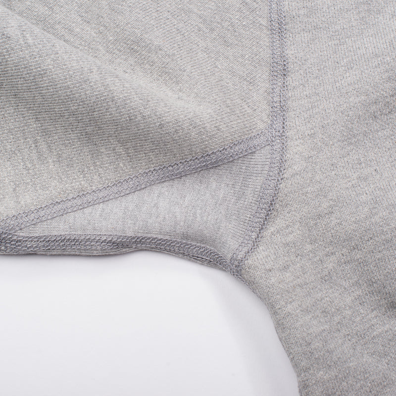 DECK SWEATSHIRT <span>HEATHER GREY</span>