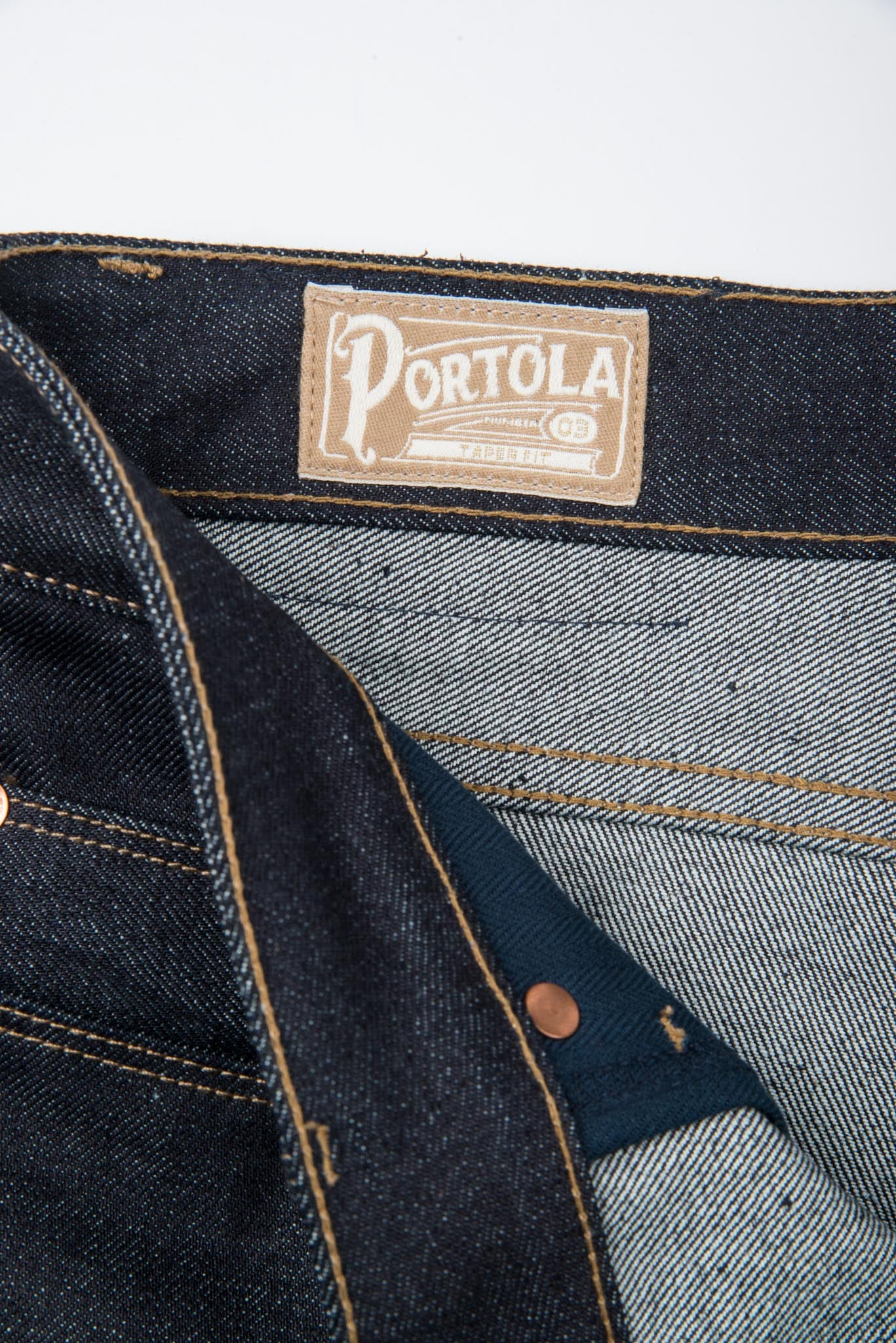 Portola Taper <span> 14.50 ounce Kaihara Denim </span>