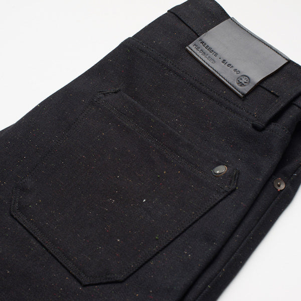 Freenote Cloth x Mildblend Supply Co. | Rios - Raw Nep 14.5oz Japanese Denim | $265