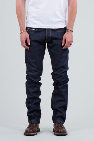 Freenote Cloth | Rios Modern Slim - Raw 13.5oz US Denim | $125