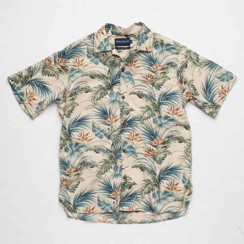 Freenote Cloth | Hawaiian Short Sleeve - Natural | $140