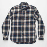 Freenote Cloth | Jepson - Blue Plaid | $200