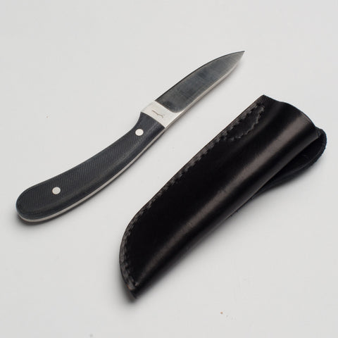Freenote x Woodnsteel Knife<span>Black Denim</span>