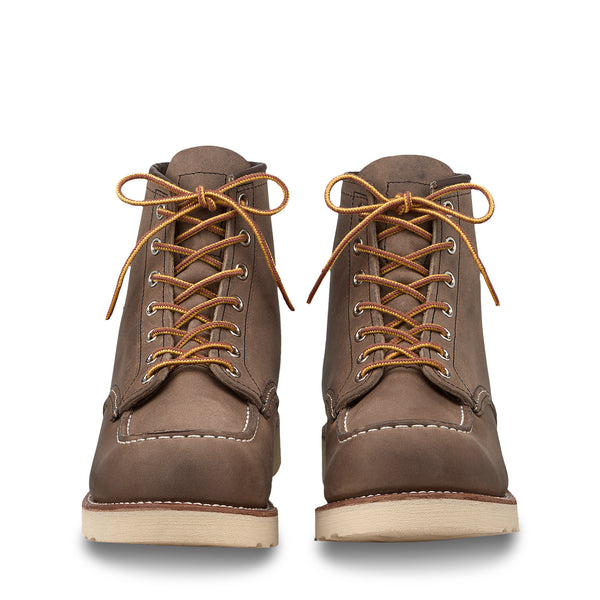 Red Wing Moc Toe <span>Concrete</span>