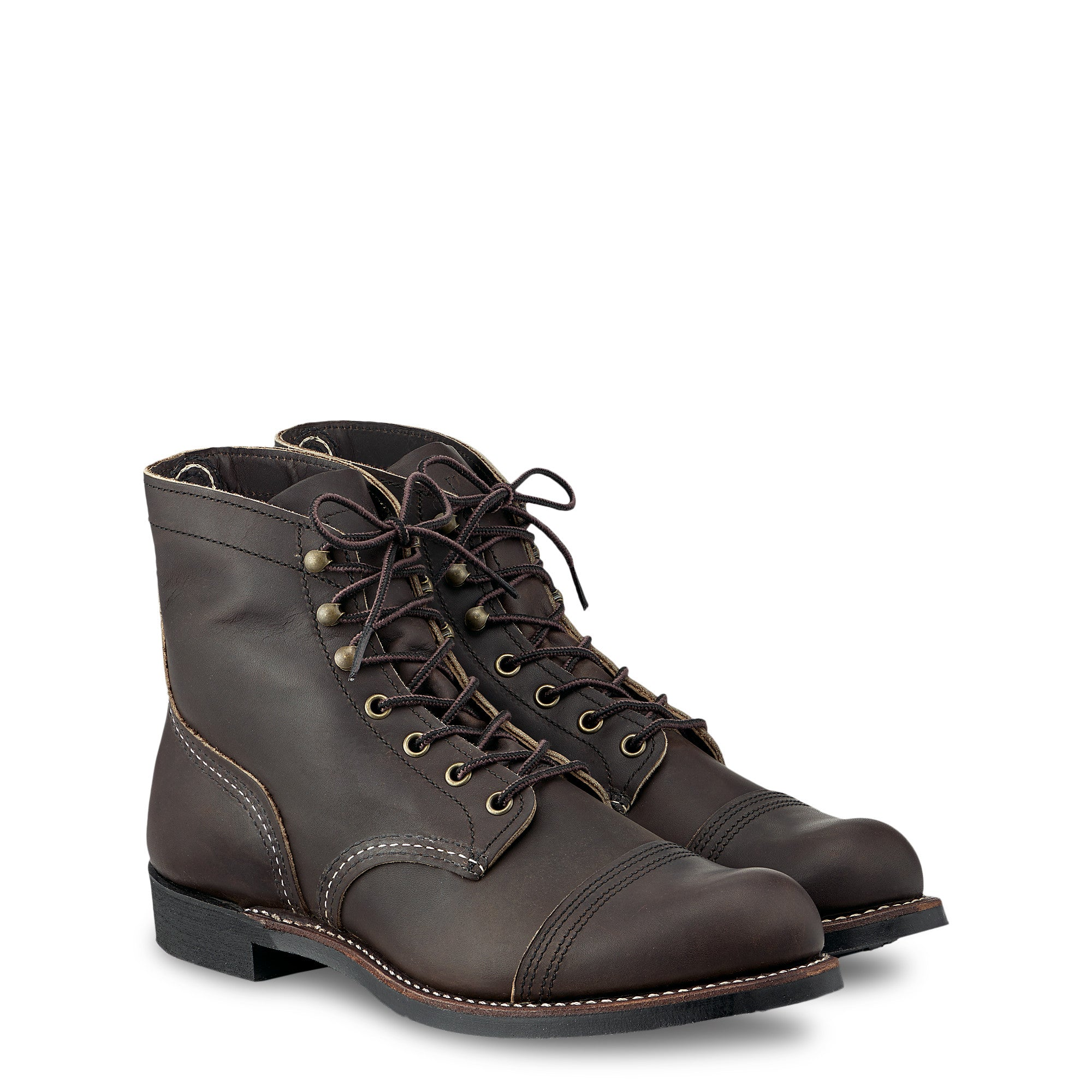 Red Wing Iron Ranger <span>Ebony Harness</span>