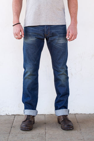 Freenote Cloth | Rios Modern Slim - 6 Month Wash | $200