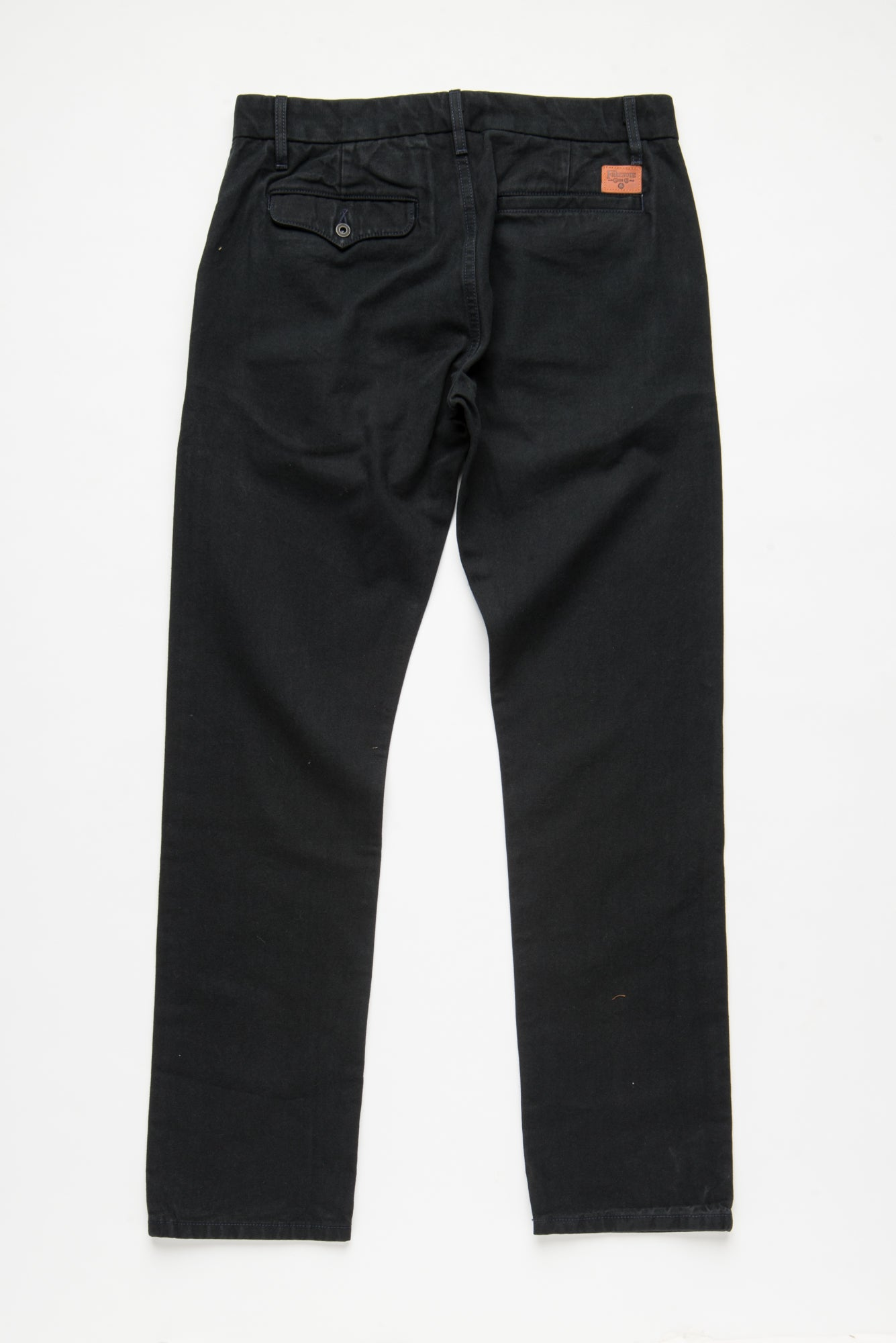 Workers Chino Slim Fit black back
