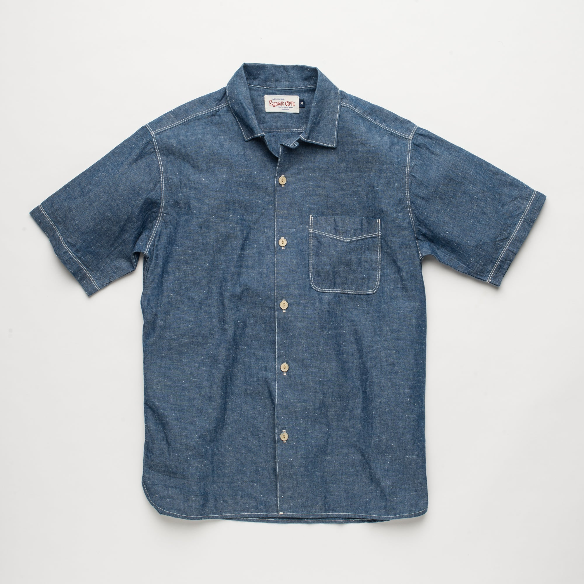 Hawaiian <span> Nep Chambray </span>