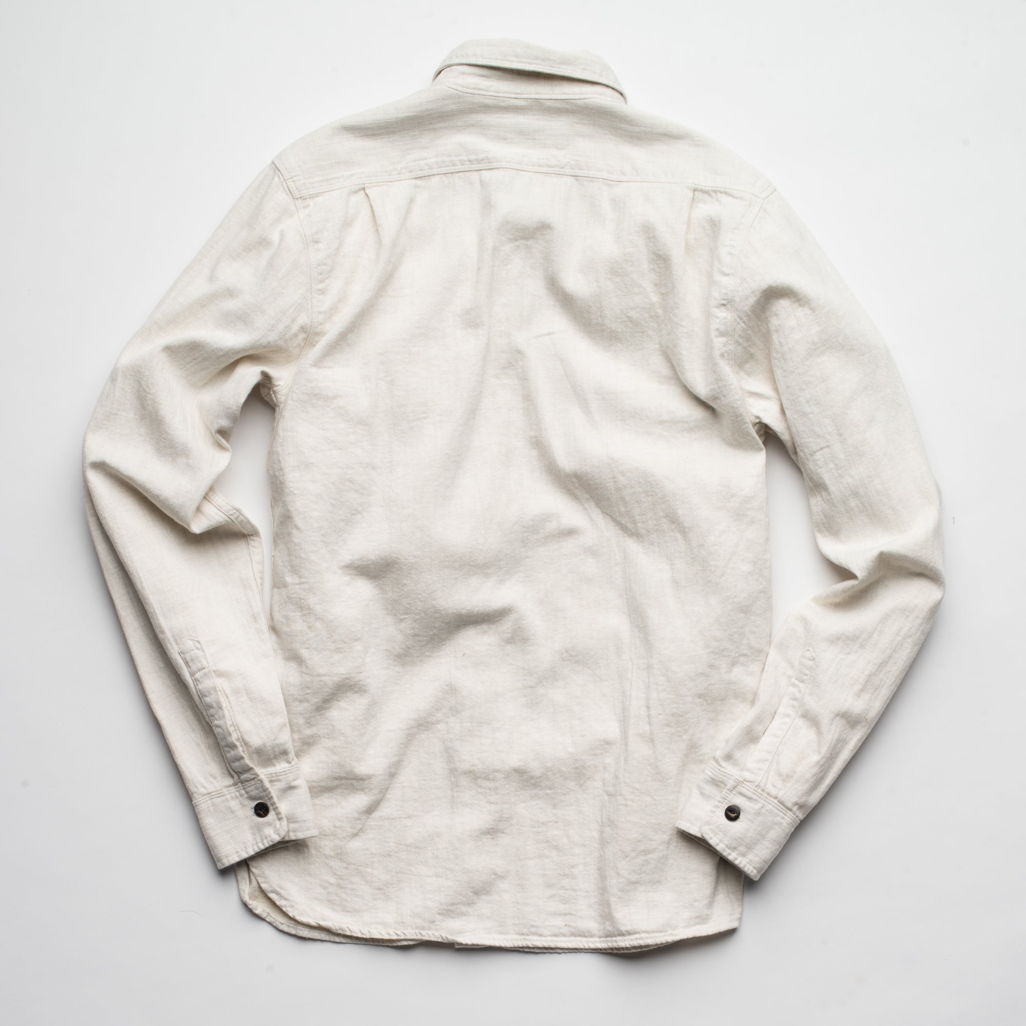 Utility Single Pocket<span> Cream </span>