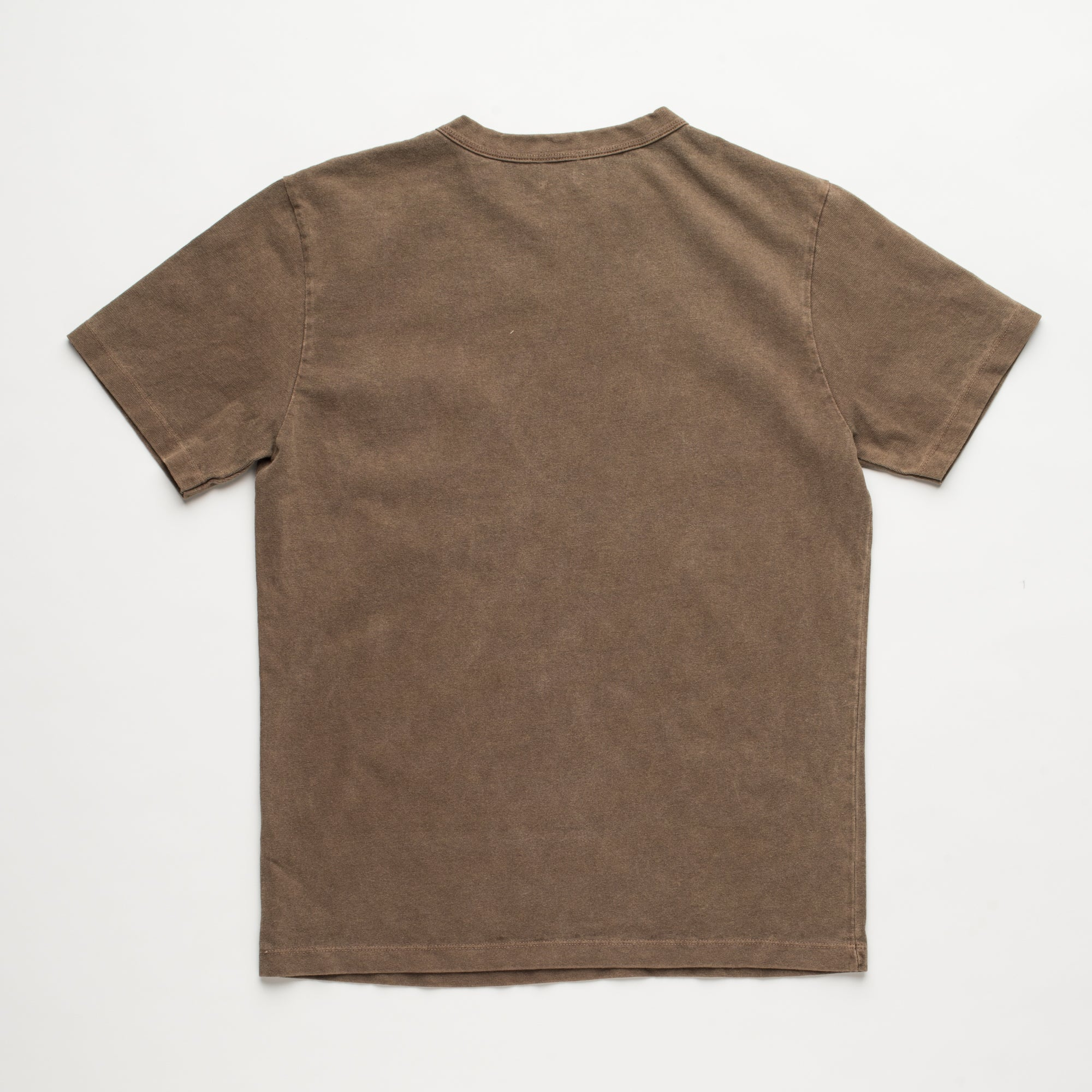 13 OUNCE T-SHIRT DARK OLIVE Back