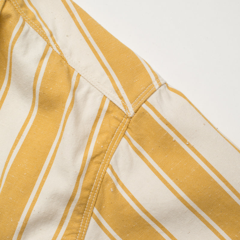 Hawaiian <span> Yellow Stripe </span>
