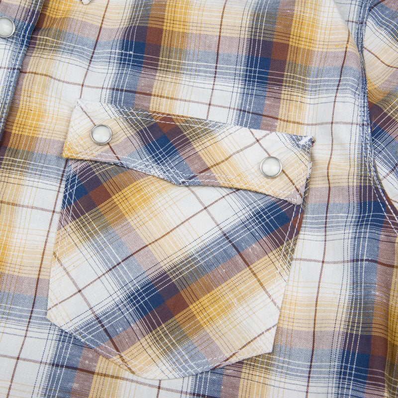 Lancaster <span> Gold Plaid </span>