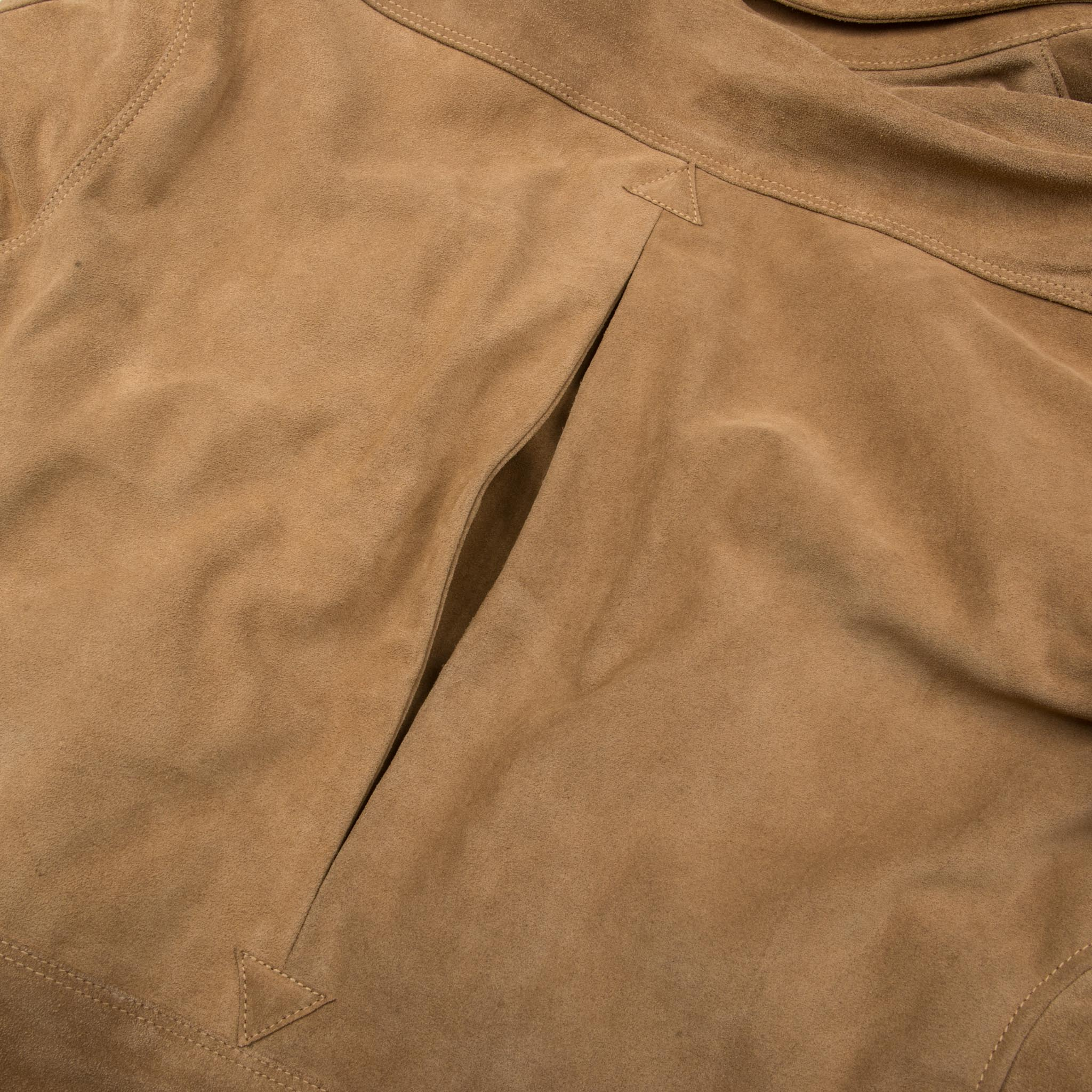 Locklin  <span>Gold Suede</span>