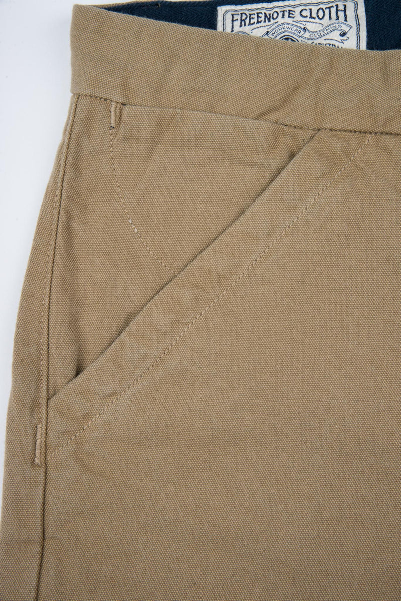 Workers Chino Slim Fit <span> Khaki </span>