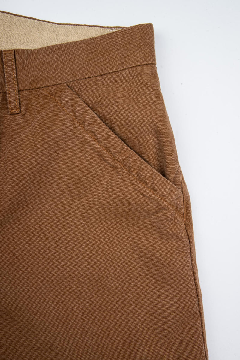 Workers Chino Slim Fit <span> Rust </span>