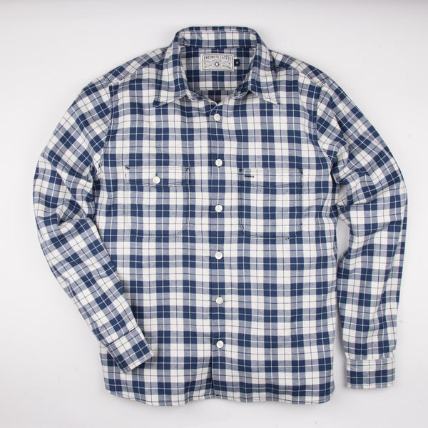 Mariner <span> Blue Plaid </span>