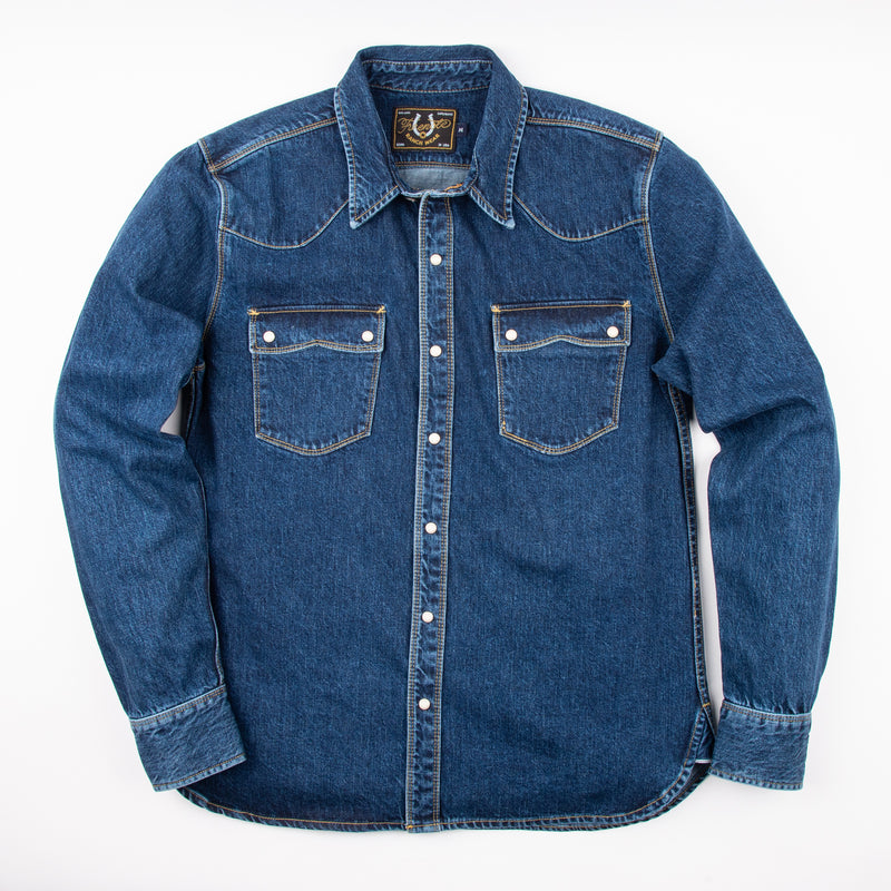 Modern Western <span> 11 Ounce Washed Denim </span>