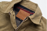 Past Season RJ2 Waxed Canvas <span> Tobacco </span>