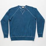 Freenote Cloth | Standard Issue Fleece - Indigo | $160
