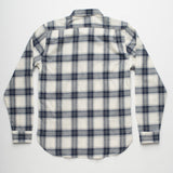 Freenote Cloth | Jepson - Blue Plaid | $210