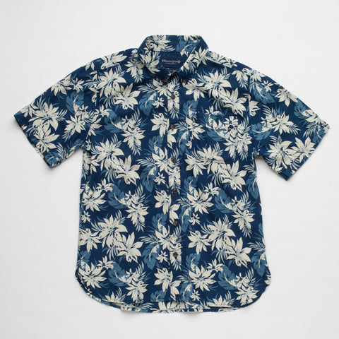 Freenote Cloth | Aster Short Sleeve - Floral | $180