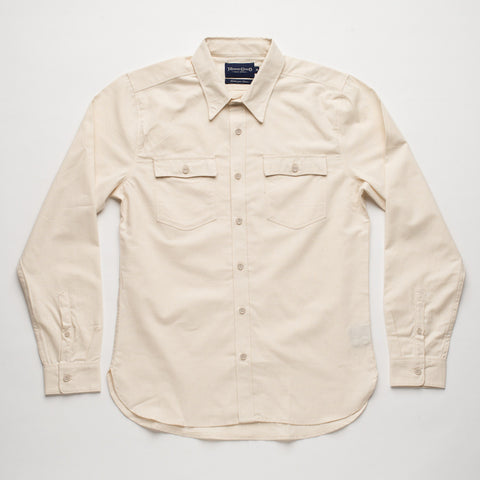 Freenote Cloth | Lancaster - Natural Fleck | $200