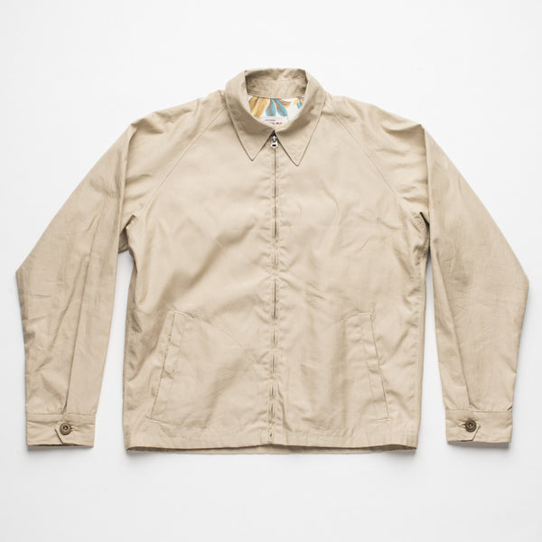 Freenote Cloth | Mariner Jacket - Natural | $280
